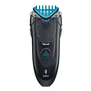 Braun Cruzer 5 Electric Shaver / Styler / Trimmer, 3-in-1 Ultimate Hair Clipper, Wet & Dry, Fully Washable (B004UKSKCQ) | Amazon price tracker / tracking, Amazon price history charts, Amazon price watches, Amazon price drop alerts