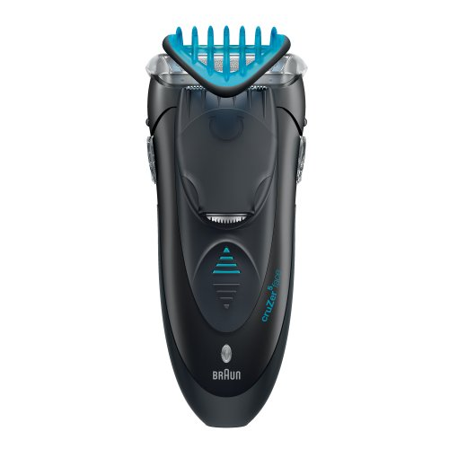 Price comparison product image Braun Cruzer 5 Electric Shaver / Styler / Trimmer, 3-in-1 Ultimate Hair Clipper, Wet & Dry, Fully Washable