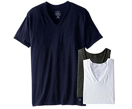 Calvin+Klein+Men%27s+3-Pack+Cotton+Classics+Classic-Fit+V-Neck+T-Shirt+%28X-Large%2C+Navy%2FDark+Grey%2FWhite%29