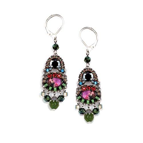 Ayala Bar, Spirit Earrings, Fall-2014 - E1074