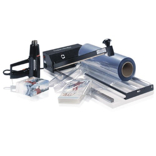 SS-40DS Deluxe Super Sealer I-Bar Shrink Wrap Machine by Super Sealer