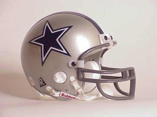 NFL MINI REPLICA HELMET DALLASCOWBOYS