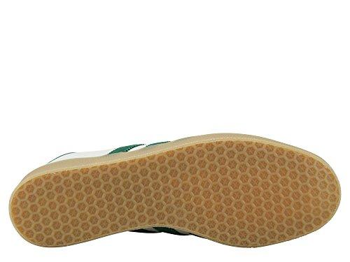 Adidas Mannen Gazelle Sneakers Blanco