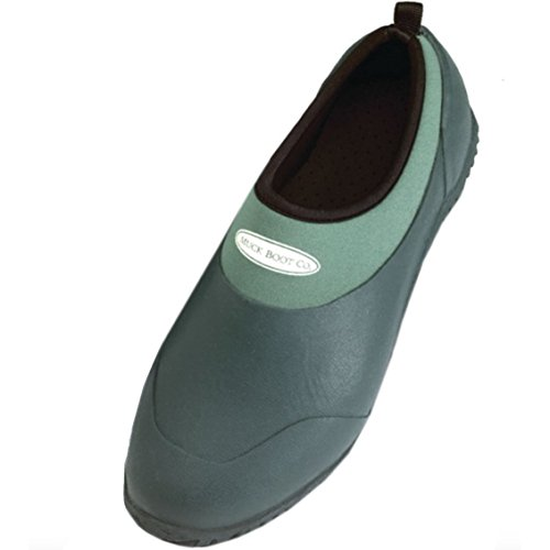 The Original MuckBoots Daily Garden Shoe,Garden Green,11 M U