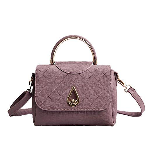 Femmes Purple En Mode Sacs Cuir à Cuir Tout Embrayages Épaule Sacs à Sac Femmes À Sacs Shopping Main WUYY En Sac Fourre Bandoulière Sacs Sacs Sac Main FHzYwnU