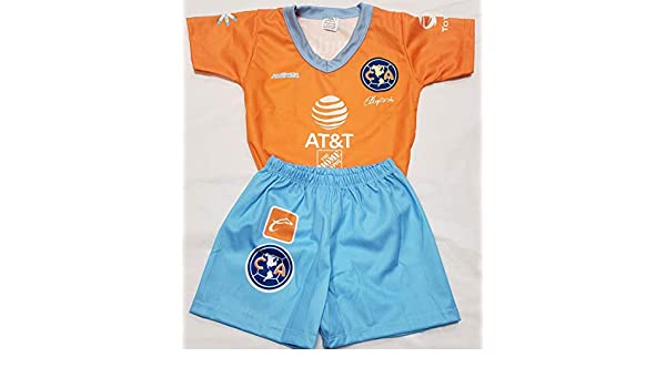 7e56891242b Club Aguilas del America Generic Set Size4 (3-4 Years) : Sports & Outdoors