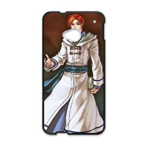 HTC One M7 Cell Phone Case Black Fire Emblem The Sacred Stones 018 GY9159877