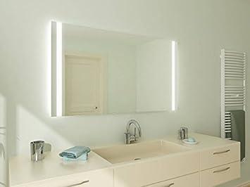 Hannah21 Badspiegel Mit Beleuchtung Design Spiegel Fur Badezimmer