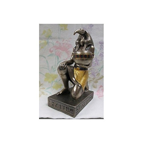 NEW Sale  Thoth Egyptian God of Writing Widom and Invention Candle Holder