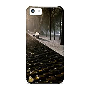XiFu*MeiMycase88 Design High Quality Cold Serenity Covers Cases With Excellent Style For Iphone 5cXiFu*Mei