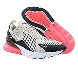 Nike Mens Air Max 270 Running Shoes Black/Light