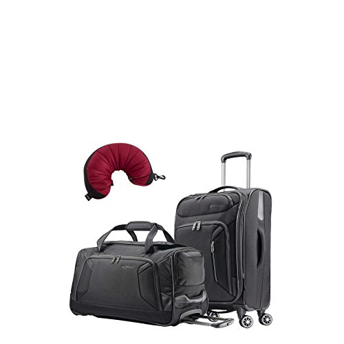 Luggage 3 Wheeled Set Piece (American Tourister Zoom 3 Piece Set | 22
