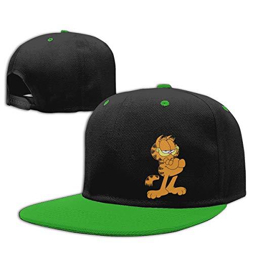 - YILELE Cat Proud Man Woman Contrast Hip Hop Baseball Cap