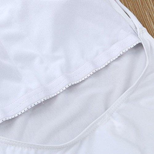 Costume Sexy Costume Donna HOMEBABY Plus Costumi Up Interi Bikini Un Da Monokini Bagno Intero Bagno Bianco Size Donna Costumi Push Costumi Da Da Pezzo Bagno Donne Imbottito pwfgS