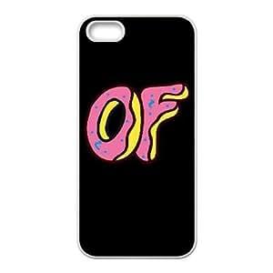 Odd Future OF Hard Back Durable Case for Iphone 5,5S,diy Odd Future OF case