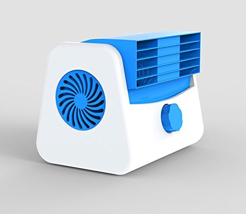 1-Auto 12V Car Air Fan Speed Adjustable Silent Cooler Cosy Specialized Car Fan