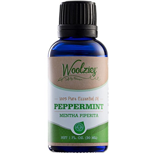 Woolzies pure essential oil peppermint Mentha Piperita 1 Fl OZ