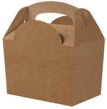 We Can Source It Ltd – Caja de Comida de Papel Kraft para niños ...