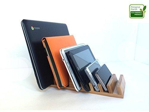 Charging Station Organizer Laptops Smartphones