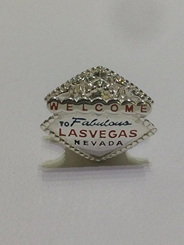 Chamilia Authentic Las Vegas Sign Bead | Charm - - Sign Pugster