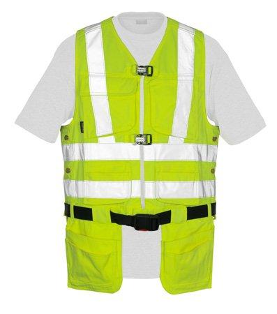 Mascot Werkzeugweste Yorkton, 1 Stück, L, gelb, 08089-470-17-L