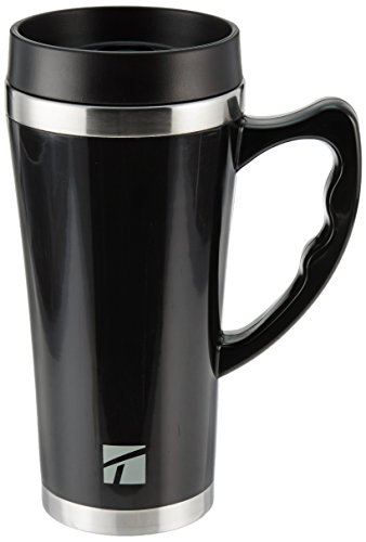 - Trudeau Maison Classic Travel Mug, 16 oz, Black