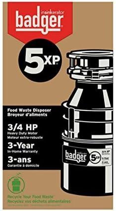 Amazon.com: InSinkErator - Trituradora de basura con cable ...