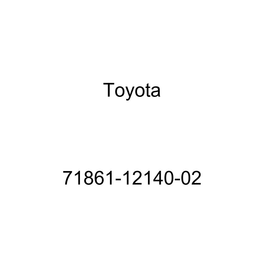 TOYOTA Genuine 71861-12140-02 Seat Cushion Shield