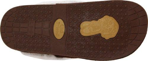 Vieil Ami Femmes Montana Moccasin Chocolat Marron