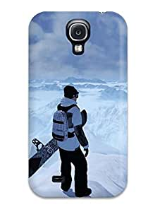 Galaxy S4 Cover Case - Eco-friendly Packaging(shaun White Snowboarding )