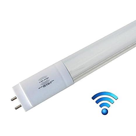Ledbox Tubo LED T8 con Sensor Radar de Presencia, 18 W, Blanco Neutro