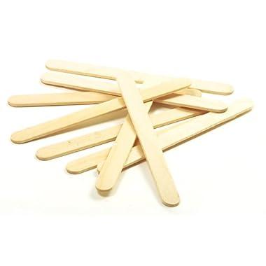 Norpro Wooden Treat Sticks, 100 Pieces