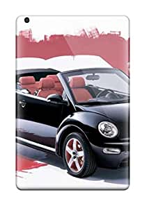 Perfect 2004 Volkswagen New Beetle Cabriolet Dark Flint Limited Edition Case Cover Skin For Ipad Mini/mini 2 Phone Case