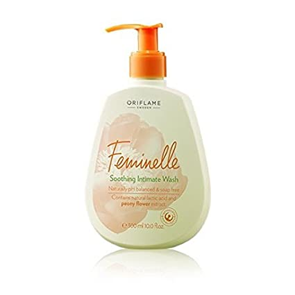 c94cf66c2a Buy Oriflame Sweden Feminelle Soothing Intimate Wash - 300ml Online at Low Prices  in India - Amazon.in