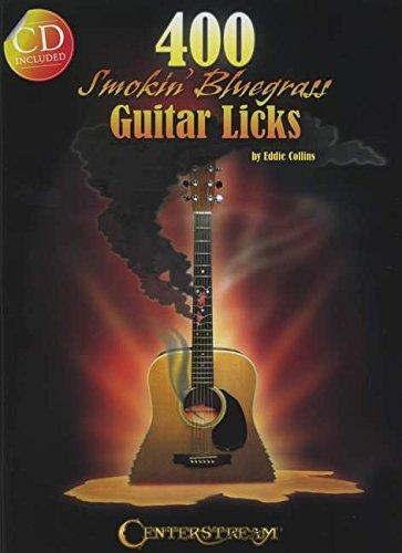 400 Smokin Bluegrass Guitar Licks product image