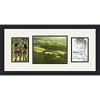 Amazon Arttoframes Double Multimat 118 6189 Frbw26079 Collage