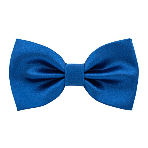 Tweedle Dum Costumes Pattern - Satin Classic Pre-Tied Bow Tie Formal