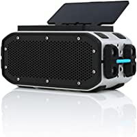 Braven PRO+SOLAR Rugged Waterproof Bluetooth Speaker