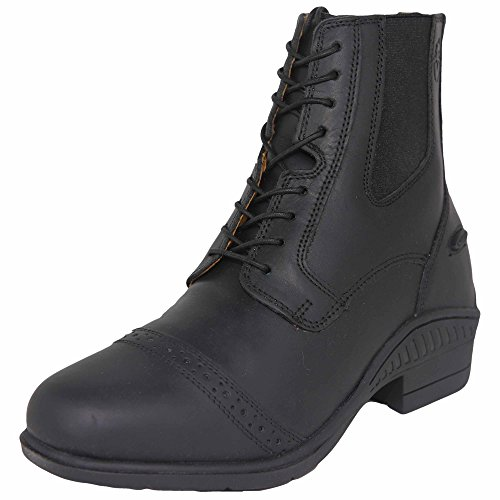 Shires Black Black Boot Adults Raffaele Lace Paddock Moretta ax7qnParwU