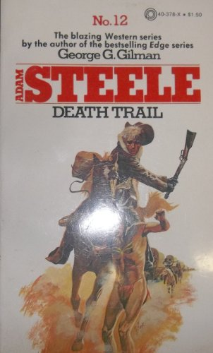 book cover of Death Trail