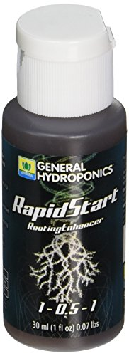 RapidStart Root Enhancer 1oz Bottle by General Hydroponics
