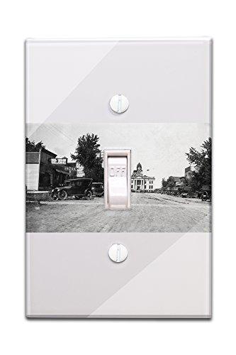 onida-south-dakota-street-view-of-city-hall-light-switchplate-cover