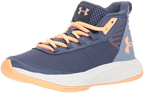 Under Armour Unisex-Youth Girls Grade School Lightning 2 Sneaker