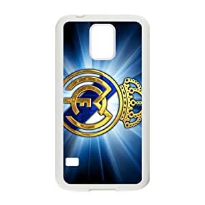 Real Madrid Club de Football Hot Seller Stylish Hard Case For Samsung Galaxy S5 by lolosakes