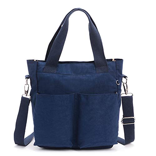 Ciel Casual Bandoulière En Sac En Imperméable Nylon Sunonip Style Bleu qzYA4w