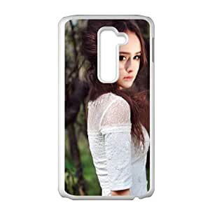 Celebrities Debora Silva LG G2 Cell Phone Case White phone component AU_532156
