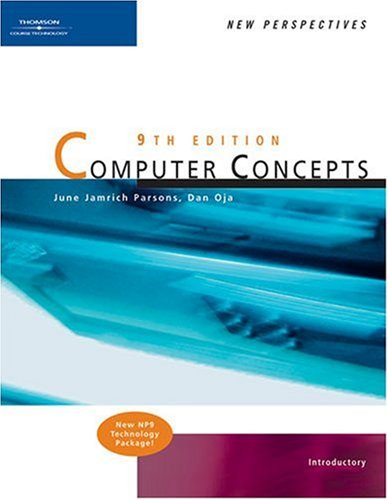 New Perspectives on Computer Concepts, Ninth Edition, Introductory (Available Titles Skills Assessment Manager (SAM) - O