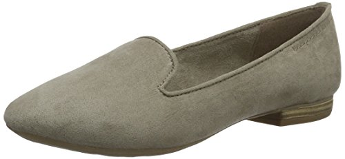 Marco Tozzi 24234, Mocasines para Mujer Beige (Taupe 341)