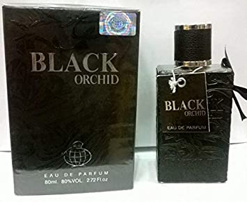 a9ed502ba Black Orchid by Fragrance World for Men - Eau de Parfum, 80ml ...