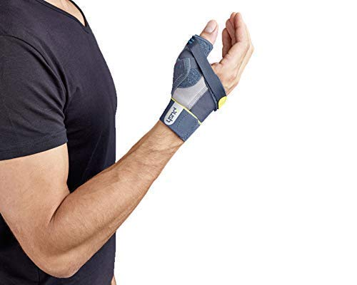 Push Sports Thumb Brace - Stabilizes Skier's Thumb, Optimizes Function (Right Small) by Push Sports